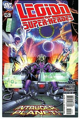 Legion Of Super Heroes  #45  * First Print *  Nm