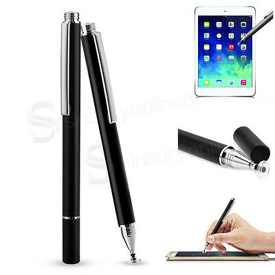 Round Thin Tip Premium Capacitive Stylus Pen For Samsung Galaxy Tab 2 3 4 A S S2
