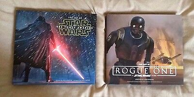 The Art Of Star Wars Books Bundle