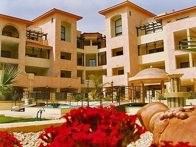 Cyprus Paphos 1 Bedroom apartment : Queens Gardens 23rd August 7 nights