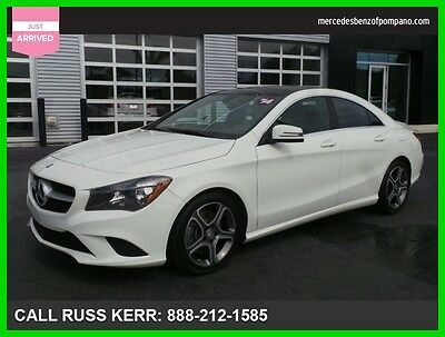 2014 Mercedes-Benz CLA-Class CLA 250 2014 CLA 250 Navigation We Finance and assist with Shipping