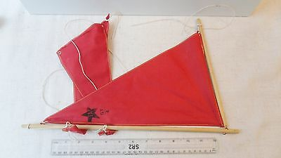 Star Yacht Mast / Flag - Original Shop Stock Sy 4 - See Below