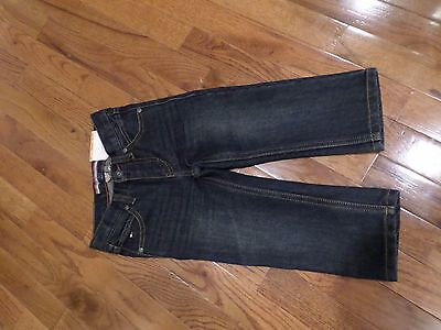 Boys Girls NEW Tommy HIlfiger 2T Freedom Jean Jeans relaxed w/ tags retail 34.50