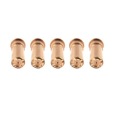 Unimig 1370 Extended Cutting Tip - 5 Pack - Suits CBR50 Plasma Torch-Viper Cut40