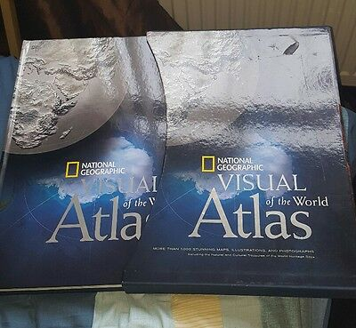Visual Atlas of the World (National Geographic) (National Geographic Visual Atla