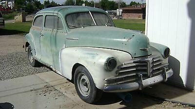 1948 Chevrolet Other 2 dr. 1948 chevrolet 2 dr. stylemaster