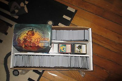 lot 3. collection 1000 Cartes Magic The Gathering   MTG CARDS