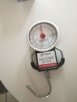 Luggage scale by G Force