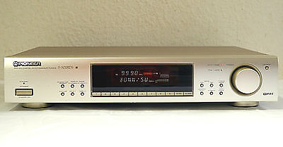 Pioneer F-502RDS  +  +  +  Top-RDS-Tuner
