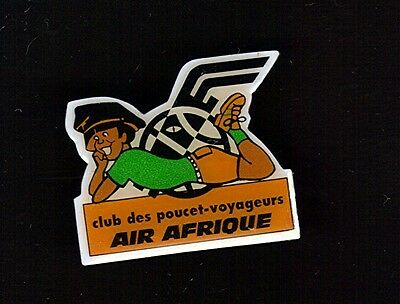Air Afrique Airlines pin