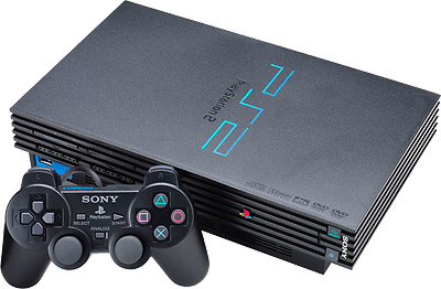 Playstation 2 + 1 Joestick + Memory Card + Gioco Originaledragonballz