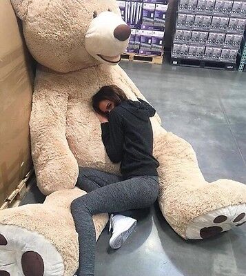 Giant Huge Soft Teddy Bear Cuddles Perfect Gift Sale Offer BNWT