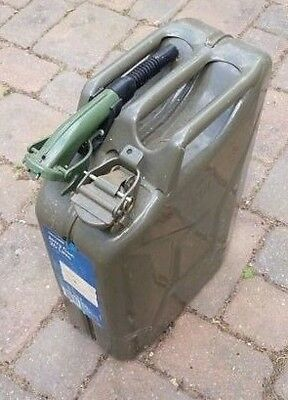 20L Jerry Can (Diesel)