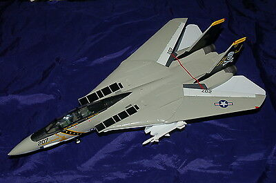 Cdc Armour (Franklin Mint) 1:48 F-14 Tomcat Jolly Rogers