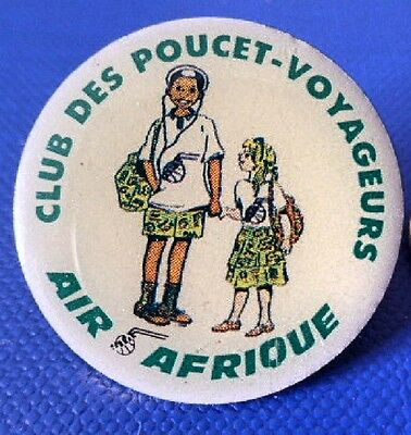Air Afrique Airlines pin 3