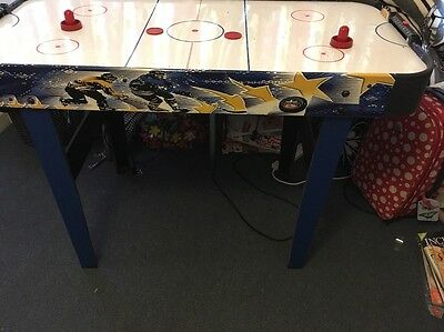 4ft Air Hockey Table Collection From OXFORD