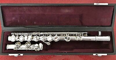 Rudall Rose & Carte 1867 System Solid Silver Flute Body - Beautiful Condition