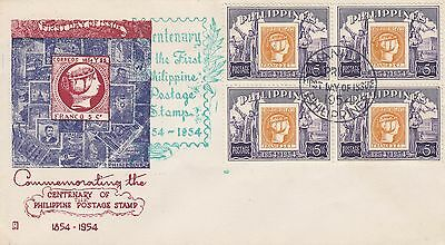 Philippines Stamp Commemorative FDC