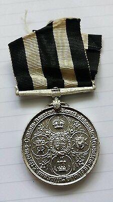 1946 Service Medal of the Order of St John to St John's Ambulance Brigade KK 1 N