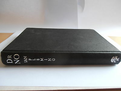 Dr No by Ian Fleming - 1958 HB 1st/1st