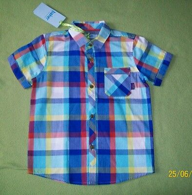 Ted Baker boy's  shirt size 3-4 years NEW summer holiday