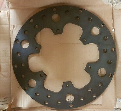 Willwood Drilled Steel Rotor 160-3748