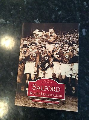 Salford Rugby Club Book Images Of Sport 2000