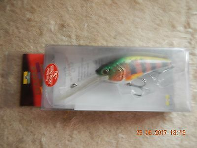 CORMORAN WOBBLER  DOUBLE STRIKER FAT BOY 80 80mm Deep Diver Farbe RT