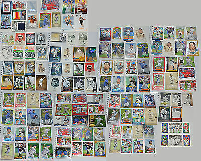 Sports Card Lot Ty Cobb R.A. Dickey and more + patches autos printing plate
