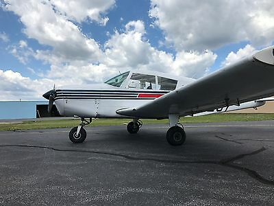 1972 piper cherokee pa28-140 ifr great trainer