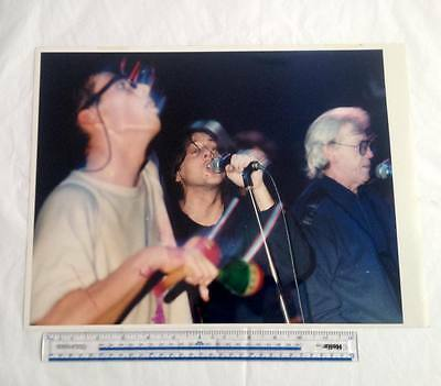 Happy Mondays - Colour C-type Print / 16 inch x 12 inch hand printed photograph