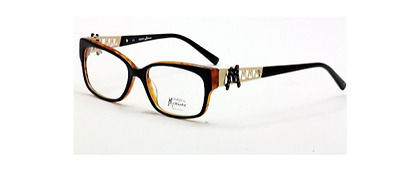 ++SALE++ Women's Guess By Marciano Designer Glasses Frames, with case 137 BLK