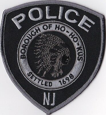 Borough of Ho-Ho-Kus subd.Police Patch New Jersey NJ NEW !!!