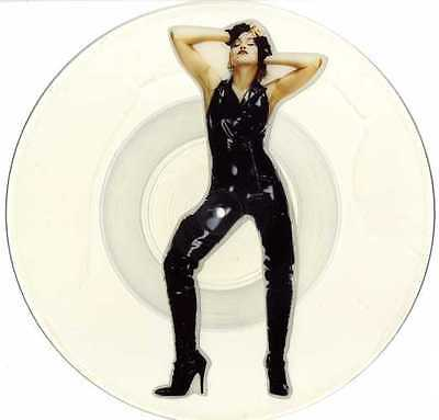"""Madonna - Crazy For You 91 Uncut UK 12"""" Test Pressing Picture Disc Promo Pic"""
