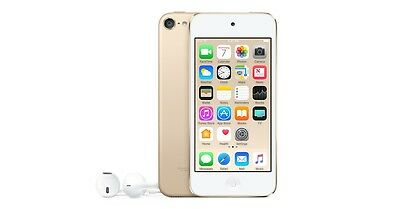 Apple iPod touch 6. Generation Gold (64GB) (aktuellstes Modell)