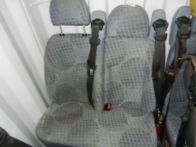 Ford transit mk 7 Double seat