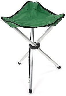 Chinook Aluminum Tripod Folding Stool