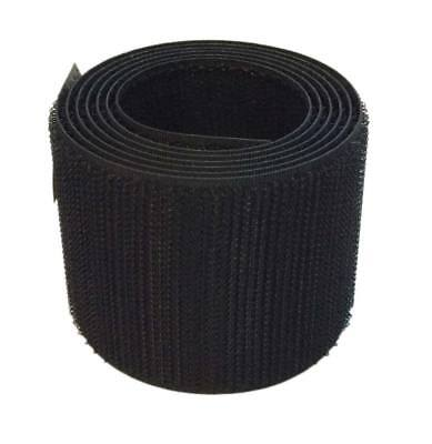 1 metro Cinta marca VELCRO® PC28 TermoAdhesivo 50mm macho - galleta 5 cm hook 2""