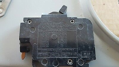 Stab Lok FPE 20 Amp 1 Pole Stab-Lok Thin Federal Pacific Breaker NC120