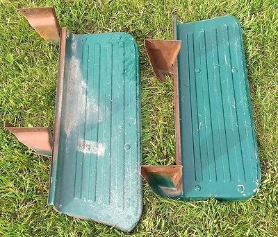 1940's 1950's 1960's Pickup Truck Running Boards Rod International Ford Chevy