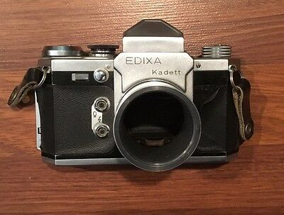 VINTAGE EDIXA KADETT 35mm SLR Camera