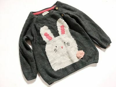 98 cm  * SWEATER * PULLOVER * * NEXT  * sweet BUNNY !