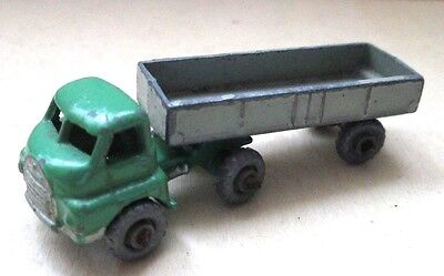 MATCHBOX LESNEY 1-75 SERIES VINTAGE   Bedford CAB AND TRAILER