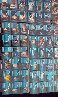 Star Trek Skybox collector cards 92 95