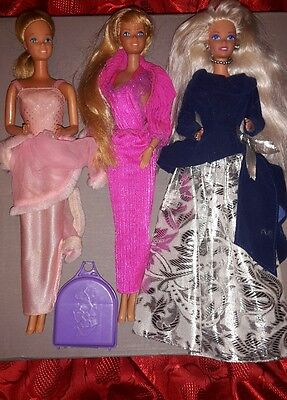 barbie lotto anni 80 anni 90 Mattel
