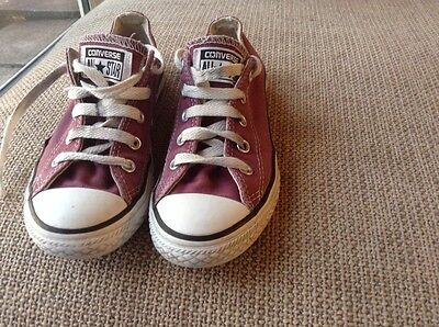 Converse Kids Trainers Size 13