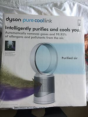 Dyson Pure Cool Link White / Silver