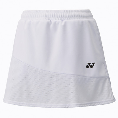 Yonex White Badminton Skort Brand New With Tags Size Small