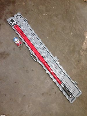"""Teng Tools 3/4"""" drive 200-980 Nm Torque Wrench 3492AG-E2"""