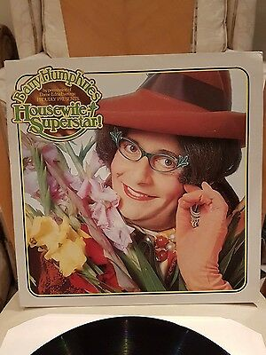 Barry Humphries Housewife Superstar LP -Charisma-CHC18  1976 NM/NM